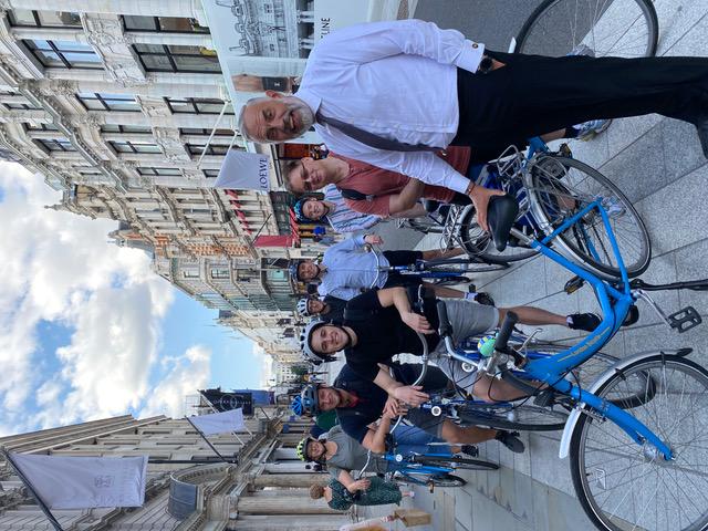 love london bicycle tour bond street