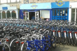 London Bicycle Tour Company Hire Fleet
